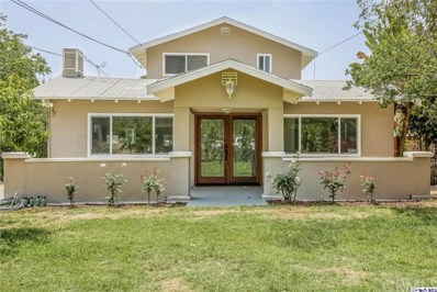 1550 Atchison Street, Pasadena, CA 91104 - MLS#: 319001571