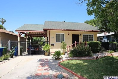 5057 Highland View Avenue, Los Angeles, CA 90041 - MLS#: 319001640