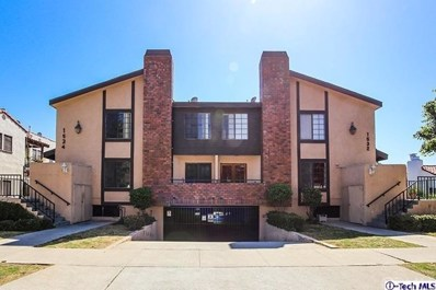 1534 E Wilson Avenue UNIT 1, Glendale, CA 91206 - MLS#: 319001659