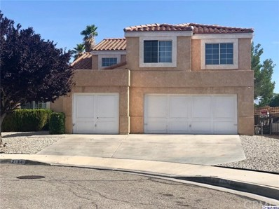 2134 Sunswept Circle, Lancaster, CA 93536 - MLS#: 319001707