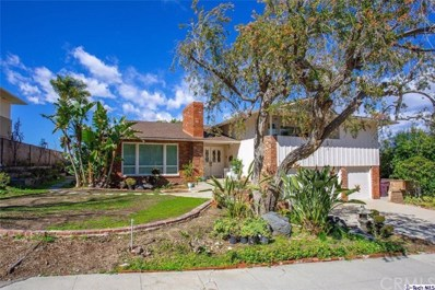 1129 Avonoak Terrace, Glendale, CA 91206 - MLS#: 319001725