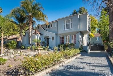 1640 Vista Drive, Glendale, CA 91201 - MLS#: 319001768