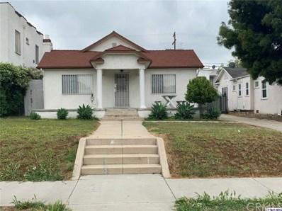 1174 N Berendo Street, Hollywood, CA 90029 - MLS#: 319001769