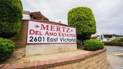 2601 E Victoria UNIT 281, Compton, CA 90220 - MLS#: 319001875