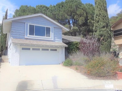 3811 Arnell Place, Glendale, CA 91214 - MLS#: 319001891