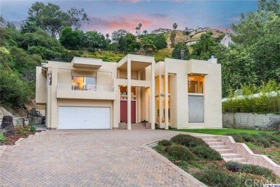 1520 Ridgeview Drive, Glendale, CA 91207 - MLS#: 319001894