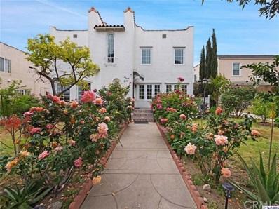 511 Galer Place, Glendale, CA 91206 - MLS#: 319001899