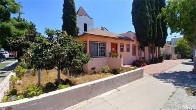 4900 York Boulevard, Los Angeles, CA 90042 - MLS#: 319001915