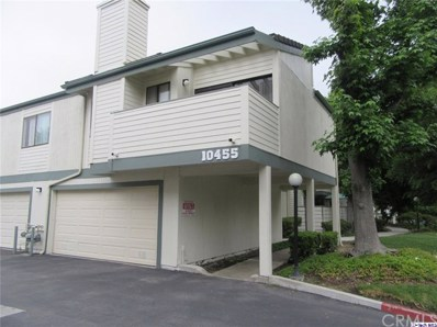 10455 Newhome Avenue UNIT 5, Sunland, CA 91040 - MLS#: 319001972