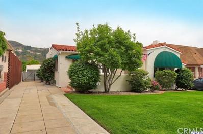 1324 Moncado Drive, Glendale, CA 91207 - MLS#: 319001977