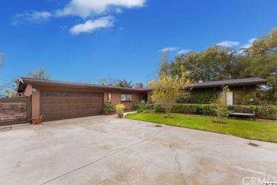 216 E Loma Alta Drive, Altadena, CA 91001 - MLS#: 319002062