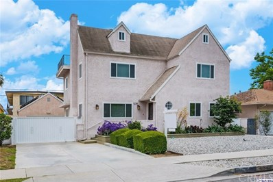 1234 Richard Place, Glendale, CA 91206 - MLS#: 319002095