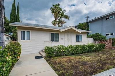 219 W Stocker Street, Glendale, CA 91202 - MLS#: 319002096