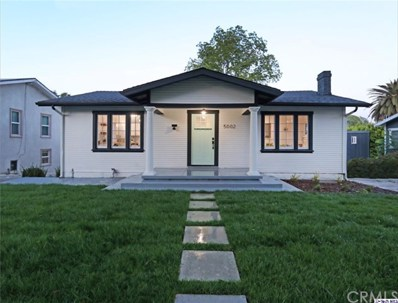 5002 Mount Royal Drive, Los Angeles, CA 90041 - MLS#: 319002146