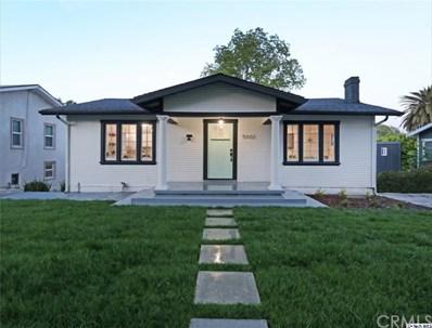 5002 Mount Royal Drive, Los Angeles, CA 90041 - MLS#: 319002146