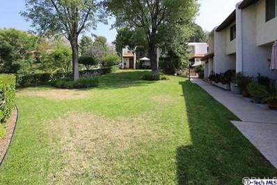 7901#30 N Via Megdalena, Burbank, CA 91504 - MLS#: 319002177
