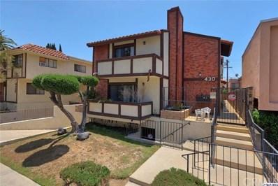 430 W Dryden Street UNIT 6, Glendale, CA 91202 - MLS#: 319002281