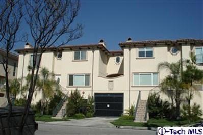 2307 Mira Vista Avenue UNIT 101, Montrose, CA 91020 - MLS#: 319002385