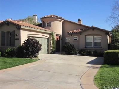 3506 Giddings Ranch Road, Altadena, CA 91001 - MLS#: 319002577