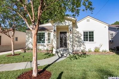 649 N Orchard Drive, Burbank, CA 91506 - MLS#: 319002636