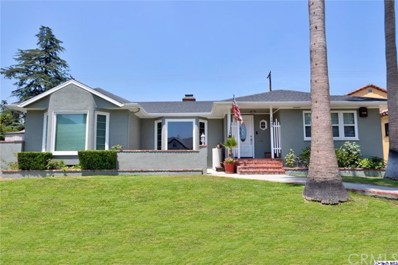 1445 Broadview Drive, Glendale, CA 91208 - MLS#: 319002693