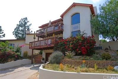 21651 Wahoo Trail, Chatsworth, CA 91311 - MLS#: 319002698