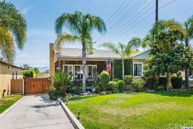 1640 W Kenneth Road, Glendale, CA 91201 - MLS#: 319002703