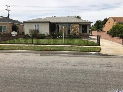 7419 Citronell Avenue, Pico Rivera, CA 90660 - MLS#: 319002781