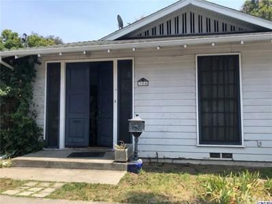 384 N El Molino Avenue, Pasadena, CA 91001 - MLS#: 319003050
