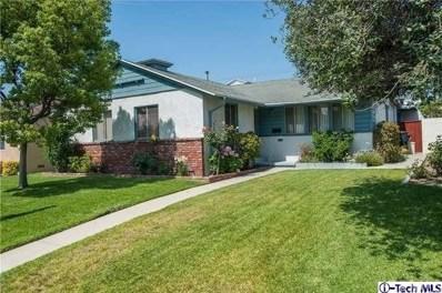 2809 N Frederic Street, Burbank, CA 91504 - MLS#: 319003115