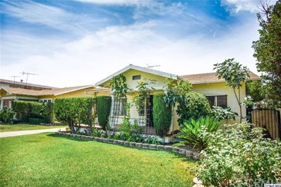 432 W Garfield Avenue, Glendale, CA 91204 - MLS#: 319003174
