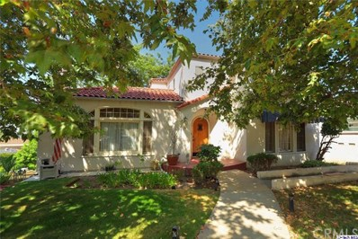 515 La Loma Road, Glendale, CA 91206 - MLS#: 319003246