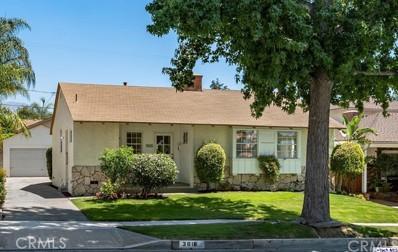 3018 N Naomi Street, Burbank, CA 91504 - MLS#: 319003264