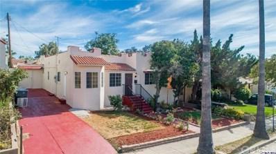 1414 E Acacia Avenue, Glendale, CA 91205 - MLS#: 319003291