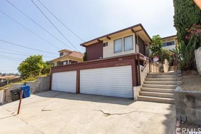 328 Parkman Avenue, Los Angeles, CA 90026 - MLS#: 319003341