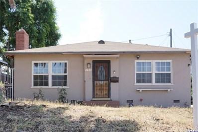 754 Faircourt Lane, Glendale, CA 91203 - MLS#: 319003384