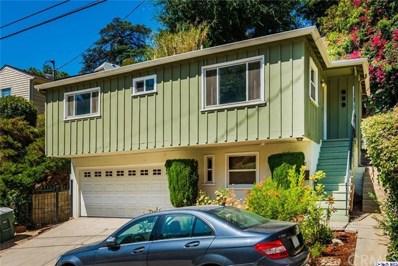 629 Canyon Drive, Glendale, CA 91206 - MLS#: 319003528