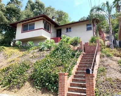 4938 La Roda Avenue, Eagle Rock, CA 90041 - MLS#: 319003591