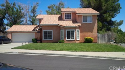 237 Tahquitz Place, Palmdale, CA 93550 - MLS#: 319003906