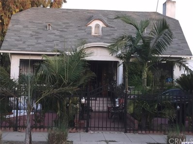 1050 Queen Anne Place, Los Angeles, CA 90019 - MLS#: 319003929