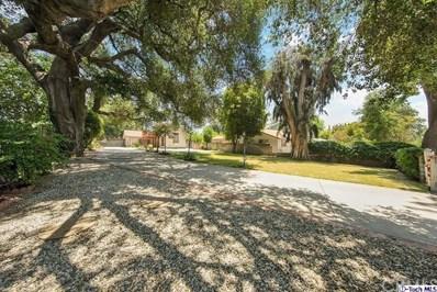 2086 Maiden Lane, Altadena, CA 91001 - MLS#: 319004010