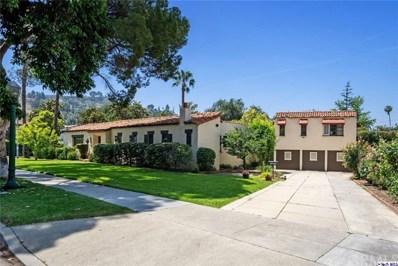 1460 E Mountain Street, Glendale, CA 91207 - MLS#: 319004060