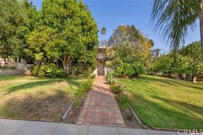 1724 Ben Lomond Drive, Glendale, CA 91202 - MLS#: 319004070