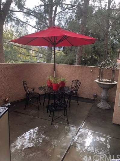 25706 Holiday Circle UNIT F, Stevenson Ranch, CA 91381 - MLS#: 319004381