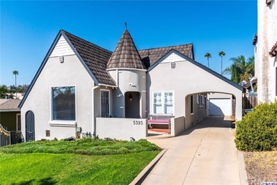 5395 Navarro Street, Los Angeles, CA 90032 - MLS#: 319004383