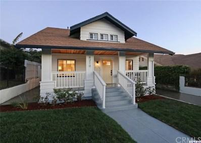 6210 Burwood Avenue, Los Angeles, CA 90042 - MLS#: 319004413