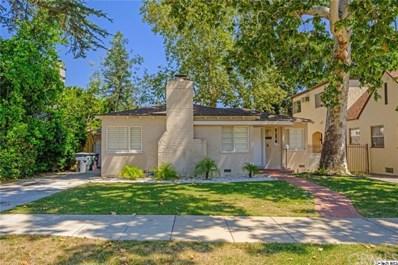 1228 Moncado Drive, Glendale, CA 91207 - MLS#: 319004435