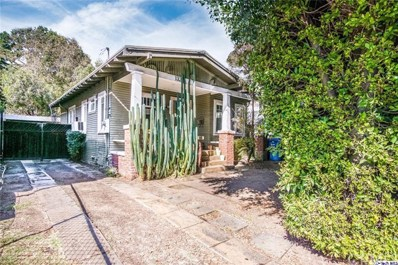 1327 Portia Street, Los Angeles, CA 90026 - MLS#: 319004583