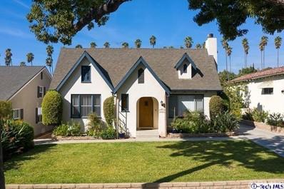 1221 Winchester Avenue, Glendale, CA 91201 - MLS#: 319004585