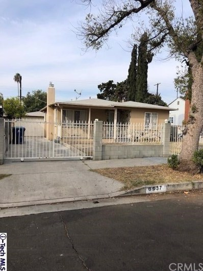 6937 Goodland Avenue, North Hollywood, CA 91605 - MLS#: 319004590